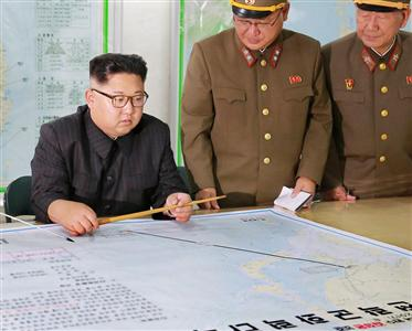 """正恩氏、""""弱気""""発言のウラでミサイル発射準備着々"""