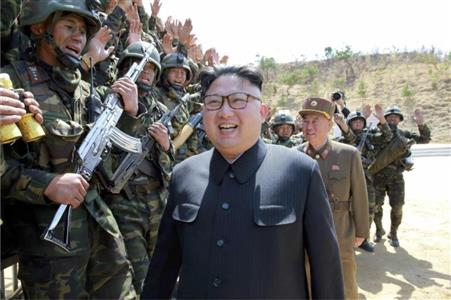米軍でも韓国軍でもない、北朝鮮...