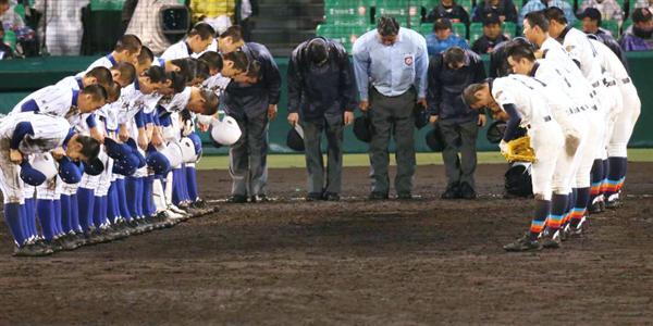 【野球】<本当にいいの?来春センバツからタイブレーク導入>怒り心頭の野々村直通氏「中途半端にやめさせたら選手は一生後悔する」
