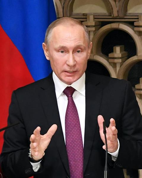 【ニュースの核心】プーチン大統領、対北攻撃を容認か ...