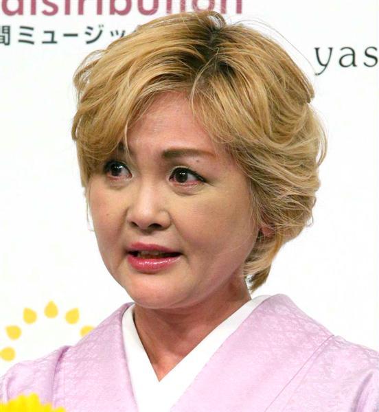 """""""逆恨み""""泰葉、ブログでぼやき投稿連発"""