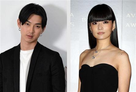 結婚した松田翔太(左)と秋元梢(右)の子供は
