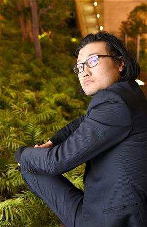 BOOK】佐藤究さん、三振覚悟のフ...