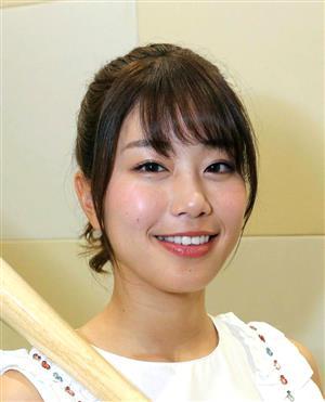 稲村亜美、球児に「ノータッチ」を強調