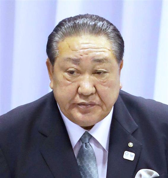 日大のドン・田中英寿理事長 人...