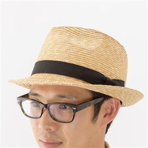 夏の定番おしゃれで実用的な麦わら帽子