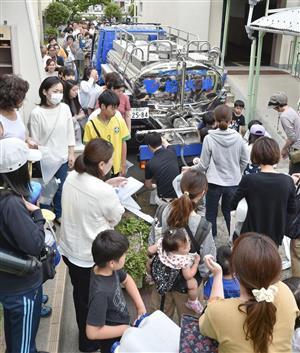 「外国人が強盗」大阪地震でデマ情報