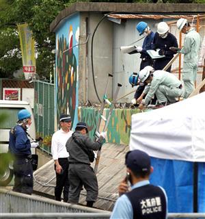 殺人ブロック塀の刑事責任は…大阪地震