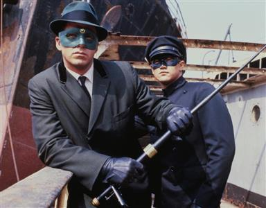 ブルース・リー(右)の出世作「グリーン・ホーネット」(C) 1966-1967 Twentieth Century Fox Television, Inc., Greenway Productions, Inc., The Green Hornet, Inc. Renewed 1994-1995 Twentieth Century Fox Film Corporation, The Green Hornet, Inc., Greenway Productions, Inc. All rights reserved.