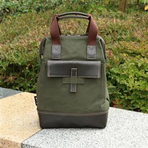 秋に持ちたい落ち着いた色味の熟練職人が作る3WAY仕様のダレスバッグ