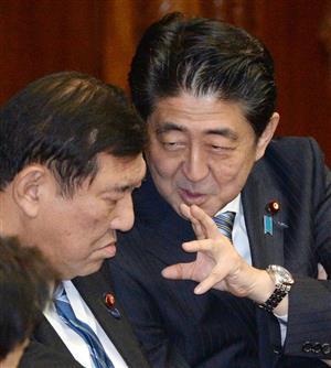 歴代首相が「石破氏離党の過去」チクリ