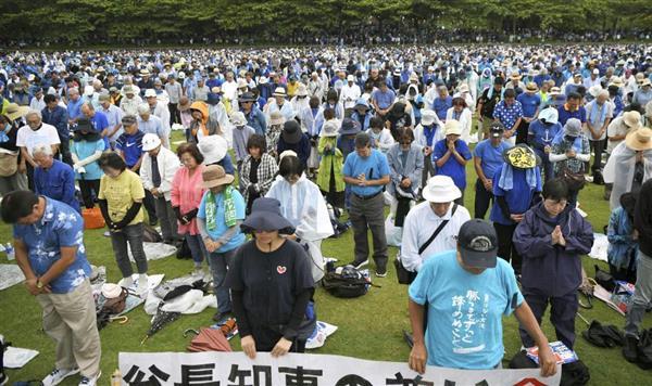 【不肖・宮嶋 コラコラ記】沖縄県知事選、何が「翁長氏の遺志継ごう」や…仕事は「反基地」だけちゃうで