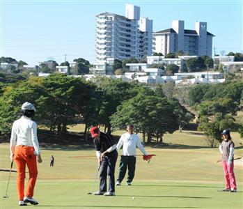 ペアゴルフ大会2018 参加者募集中