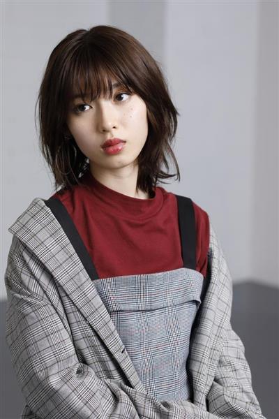 """若手有望株、女優・白石聖の""""素..."""