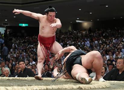 えん ほう 相撲 今日