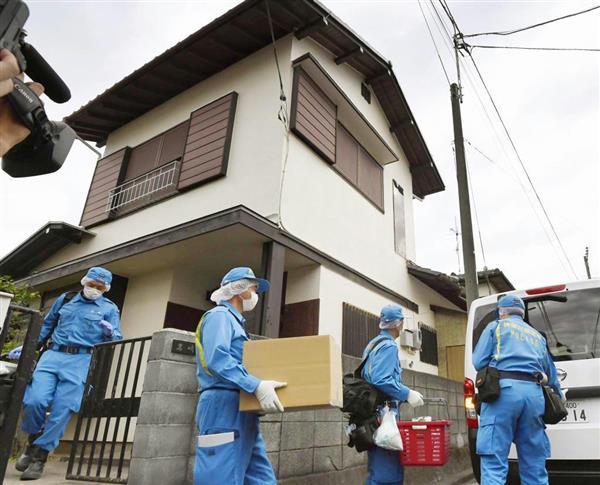 岩崎容疑者の自宅への家宅捜索が行われたが、動機