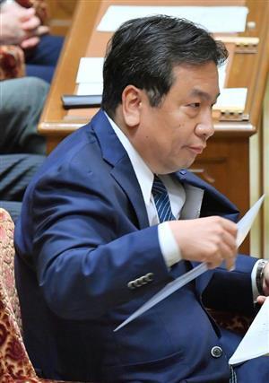 立憲・枝野代表、ダブル選に腰引けた?