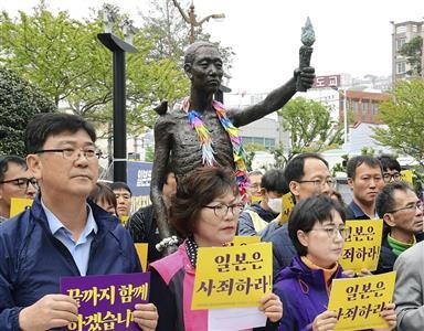 日本企業実害なら韓国に穴埋め要求」 徴用工問題で外務省幹部 - zakzak
