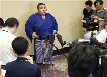 貴景勝、東京五輪とんだとばっちり!?