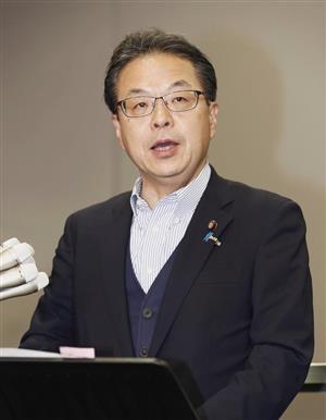 世耕経産相は「ホワイト国」から韓国を除外する方針を強調した=7月31日