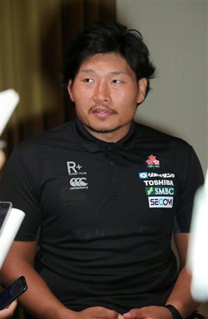 50センチの首を持つ男、日本代表プロップ稲垣啓太