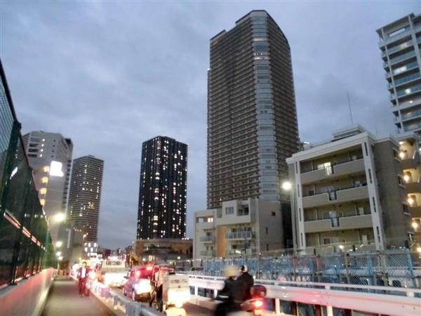 武蔵小杉うんこタワー 武蔵小杉に「タワマン」はもういらない…インフラ崩壊の悲劇