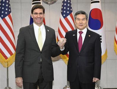 GSOMIA米韓に溝、もし終了なら…