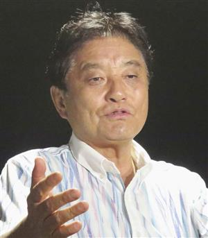 河村氏は朝日新聞社と中日新聞社に抗議している(共同)