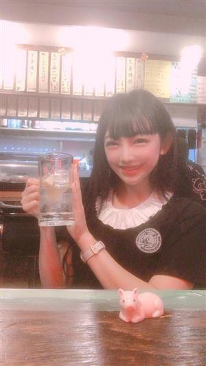 ちゃんもも◎、歌舞伎町で異文化交流!