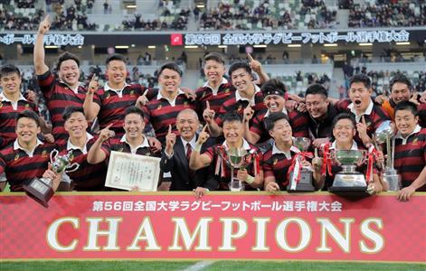 11季ぶり大学日本一に輝いたワセダ。再び黄金時代を築けるか
