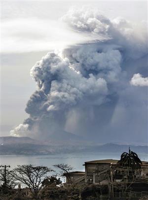 富士山はいつ噴火してもおかしくない?