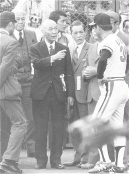 昭和53(1978)年の日本シリーズで阪急の上田監…|79日ぶり ...