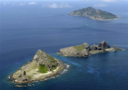 尖閣諸島には連日、中国船が接近している(共同)