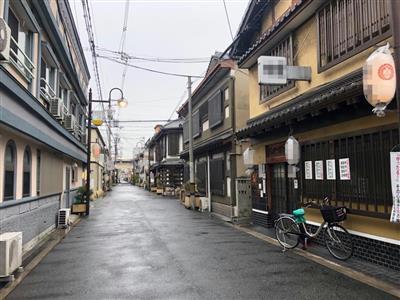 飛田 新地 コロナ