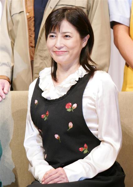 自宅 岡江 久美子