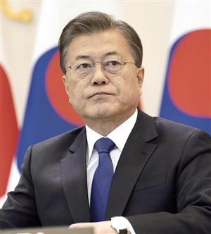 厳しい韓国経済。文大統領の手腕が問われる(AP)