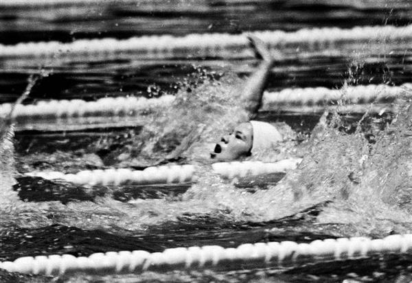 【Tokyo1964秘録】水泳・田中聡子、あと100メートルあったら…