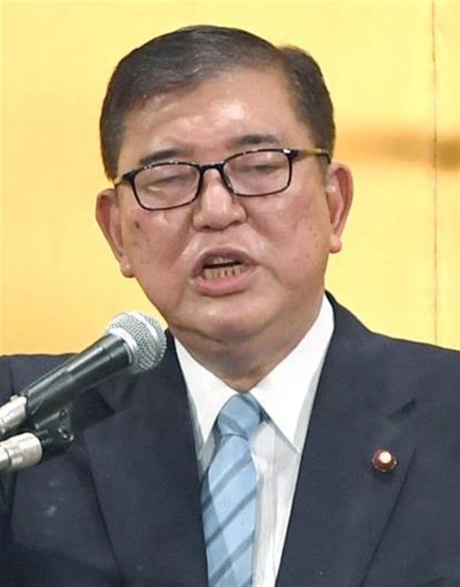 石破氏(写真)と、岸田氏は政治的に復活できるのか