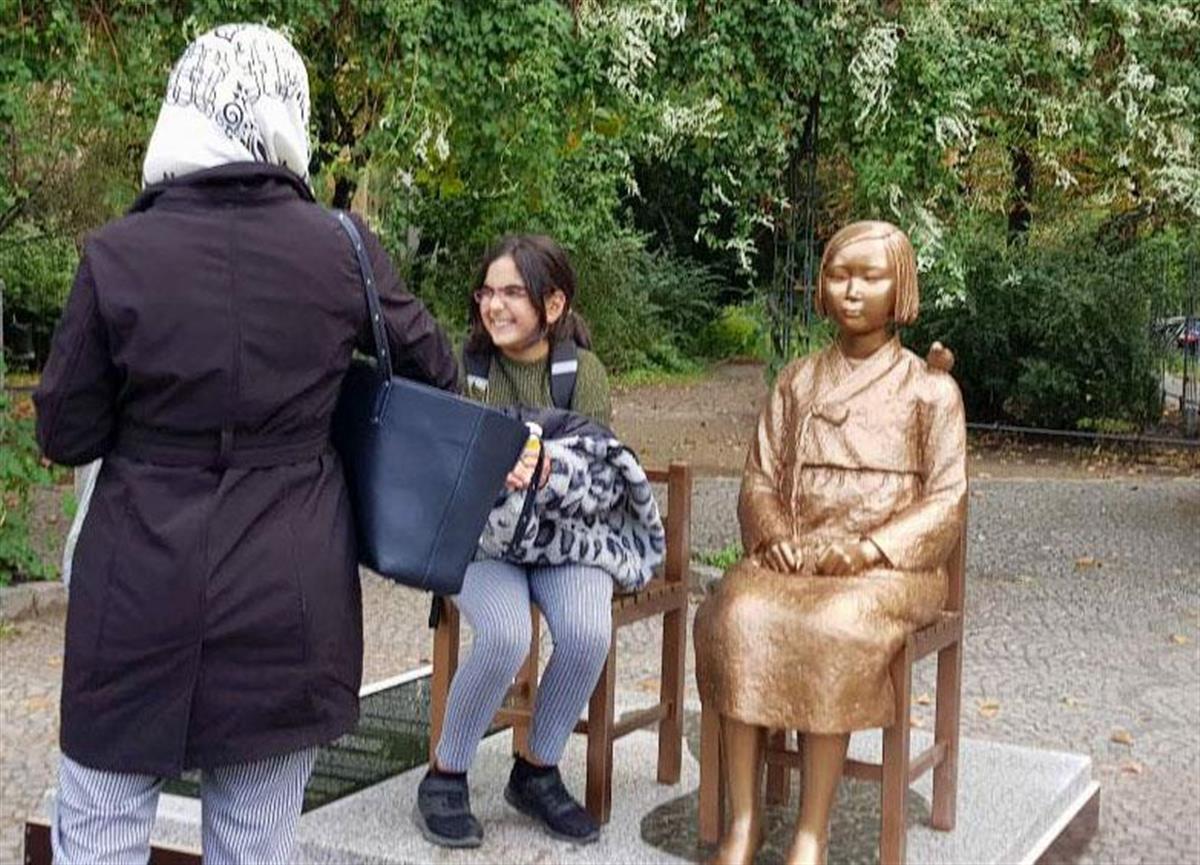 ベルリンに慰安婦像設置 韓国系団体が推進、正義連が製作費支援 - zakzak:夕刊フジ公式サイト