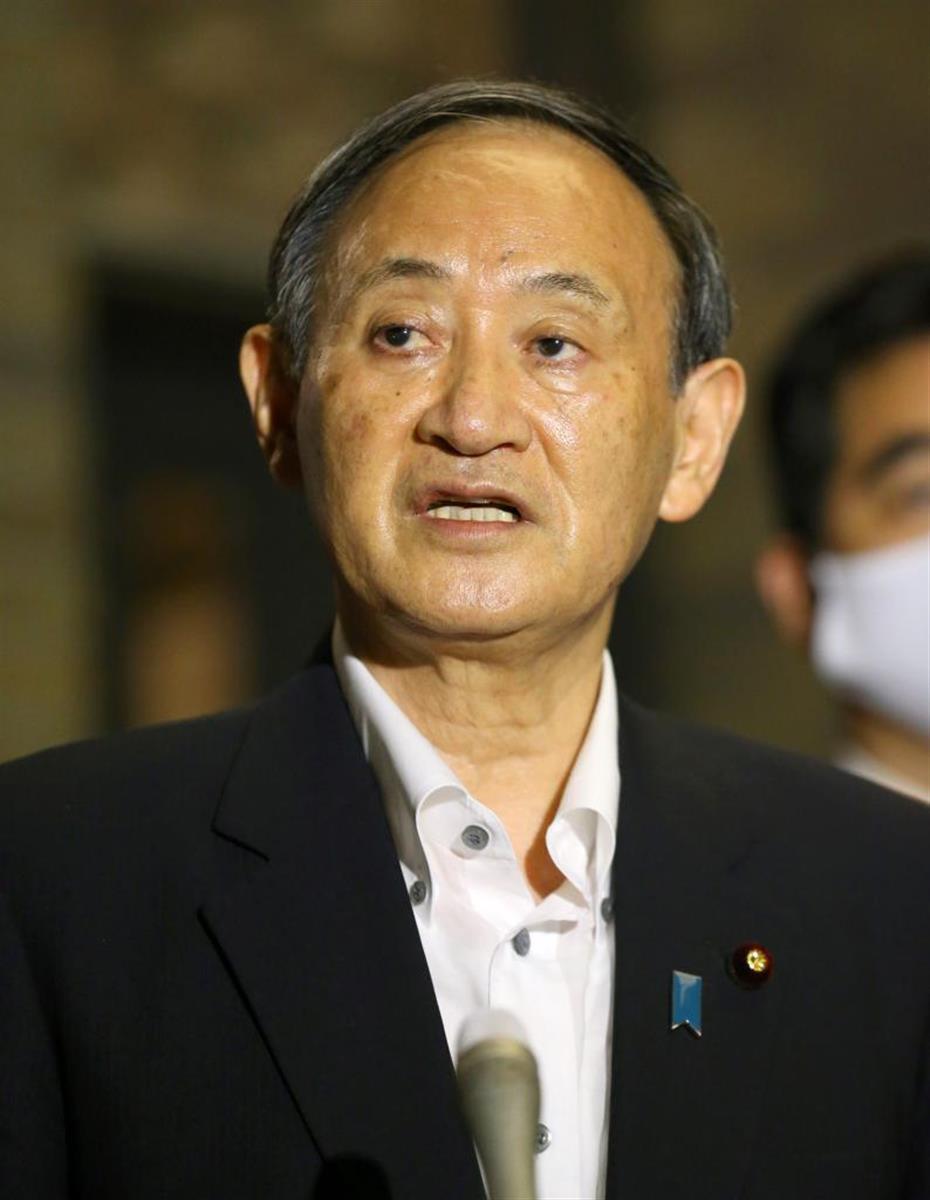 菅首相は、習主席と堂々と向き合うべきだ
