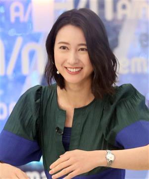 彩香 小川 小川彩佳アナに「服装、強調具合がすごいな」 NEWS23視聴者、「鮮やかさ」に注目:
