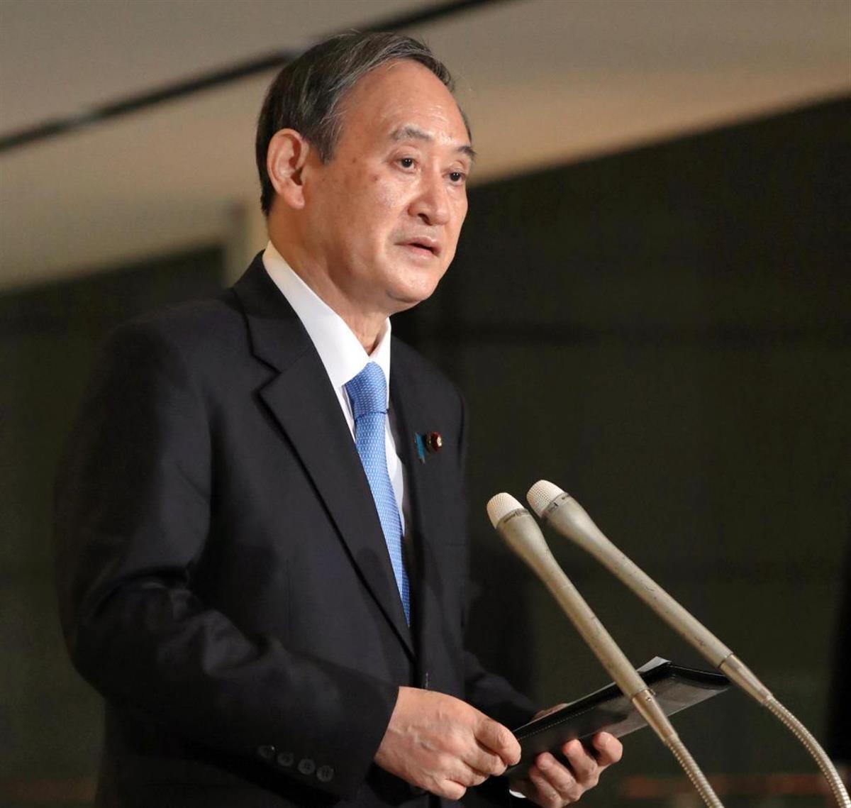 菅首相(写真)は、王毅外相に決然と迫るべきだ