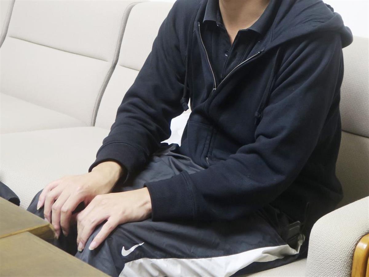 生活保護を受給しながら久里浜医療センターに通うゲーム障害の男性=神奈川県横須賀市(共同)