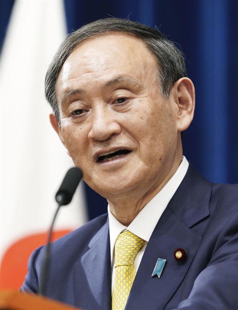 菅首相は就任早々、正念場を迎えている