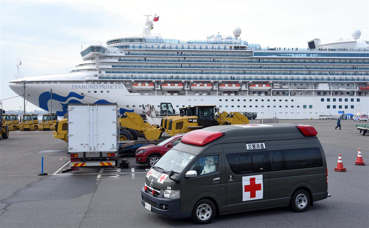 北海道旭川市の病院では、自衛隊看護官らの活動が本格化した。