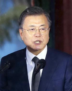 韓国の法治システムを破壊する文大統領