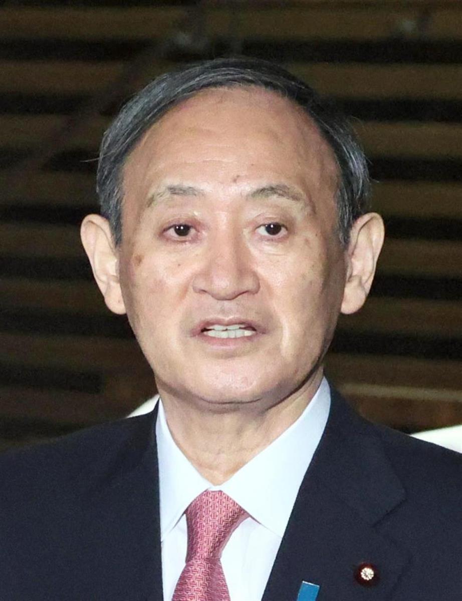 菅首相は、バイデン大統領に強い決意を伝えられるのか