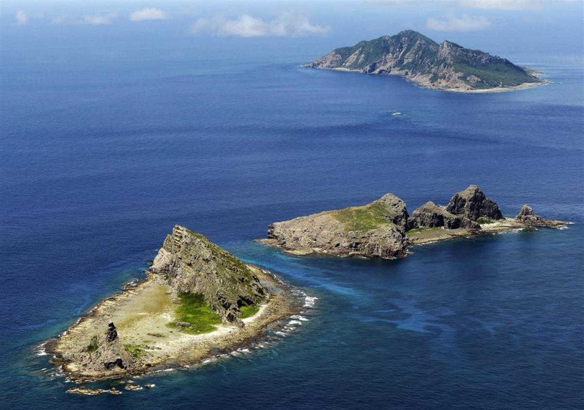 日本固有の領土、沖縄県・尖閣諸島