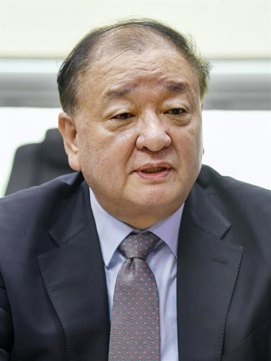 韓国の姜昌一駐日大使