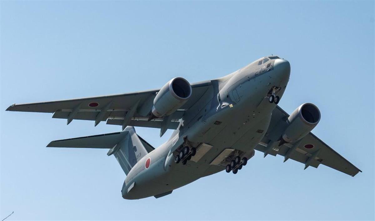 最新輸送機「C-2」